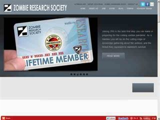 zombieresearchsociety.com