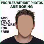 Image recommending members add Zombie Passions profile photos